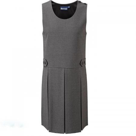 Banner Tenby Grey Pinafore