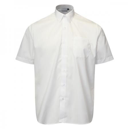 Banner Boys Twin Pack Short Sleeve White Shirt