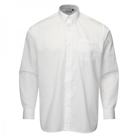 Banner Boys Twin Pack Long Sleeve White Shirt
