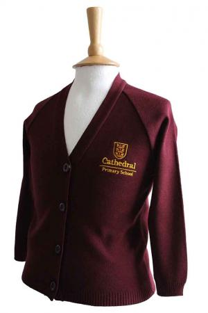 Bristol Cathedral Choir Primary Cardigan