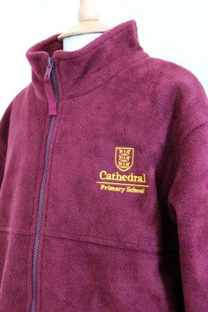 Bristol Cathedral Choir Primary Fleece