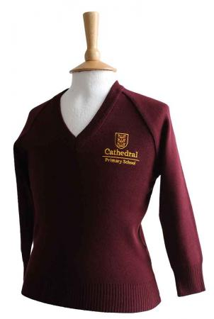 Bristol Cathedral Choir Primary Pullover
