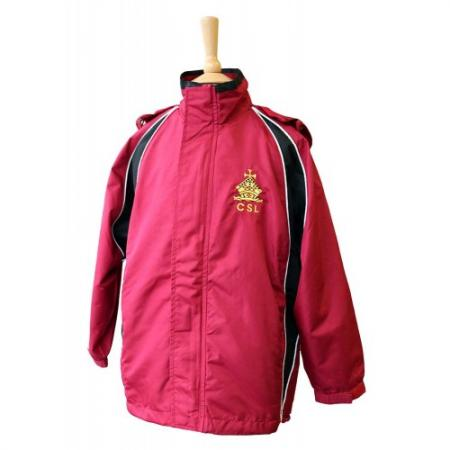 Cardiff Cathedral Junior Tracksuit Top