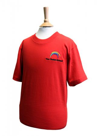 Chalet Red T Shirt