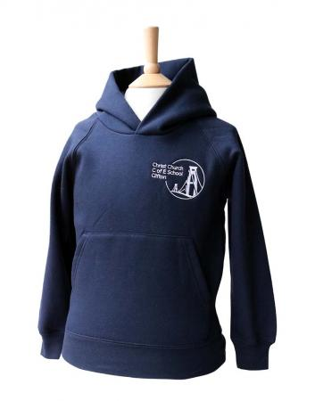 Christchurch Primary Hooded Top