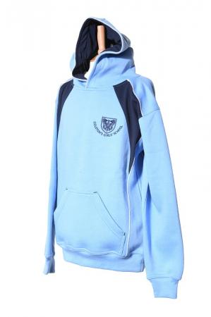 Colstons Girls Academy Hooded Top