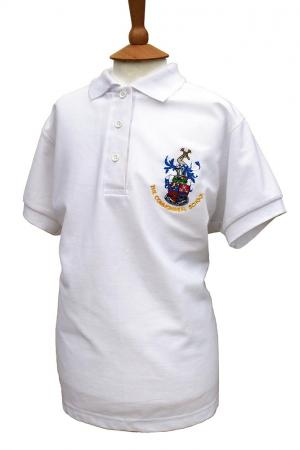 Commonweal Girls Summer Polo Shirt