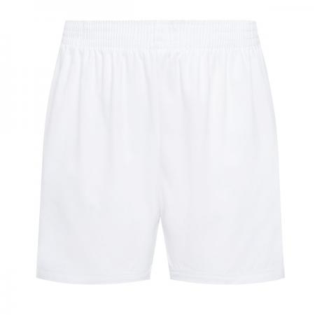 David Luke DL17 White PE Shorts