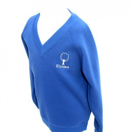 Elmlea Junior V Neck Sweatshirt