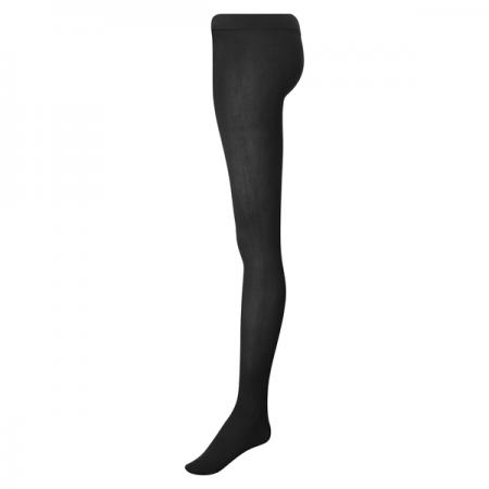 Pex Twin Pack Black Opaque Tights