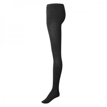 Pex Twin Pack Cotton Rich Charcoal Tights
