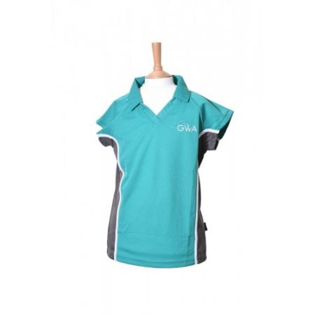 Great Western Academy Fitted PE Polo Shirt