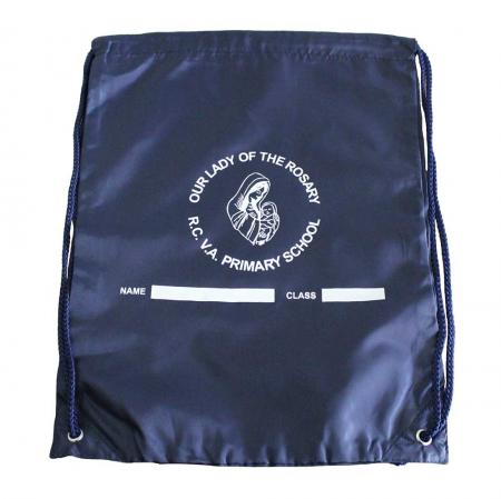 Our Lady of The Rosary PE Bag