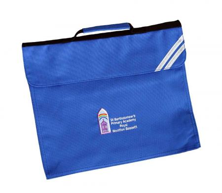St Bartholomews (Swindon) Book Bag