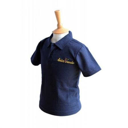 St Francis Navy Polo Shirt