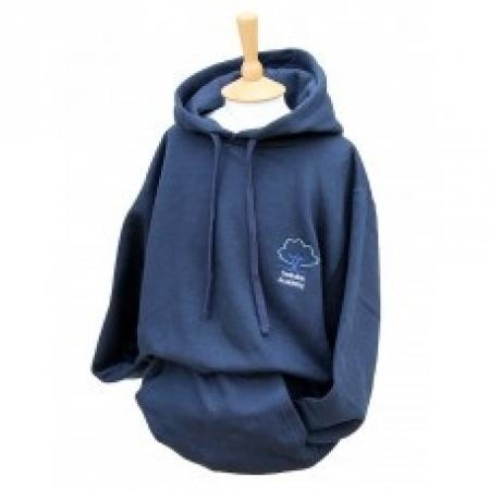 Swindon Academy Dance Navy Hooded Top
