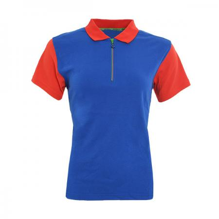 Guide Royal/Red Polo Shirt