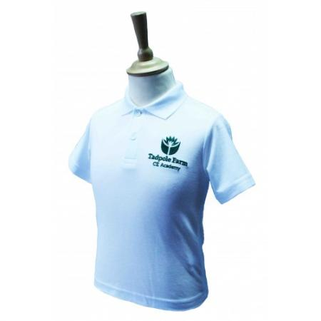 Tadpole Farm Polo Shirt
