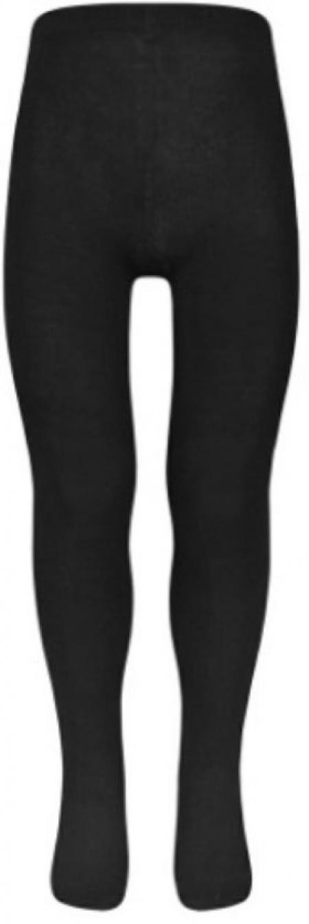 Pex Sunset Cotton Rich Twin Pack Black Tights