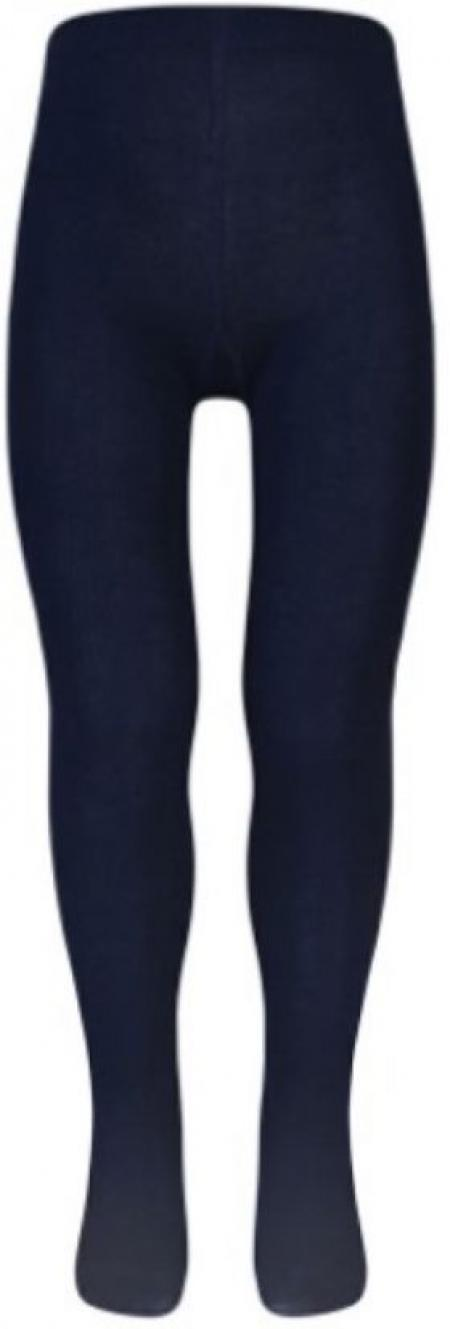 Pex Sunset Cotton Rich Twin Pack Navy Tights